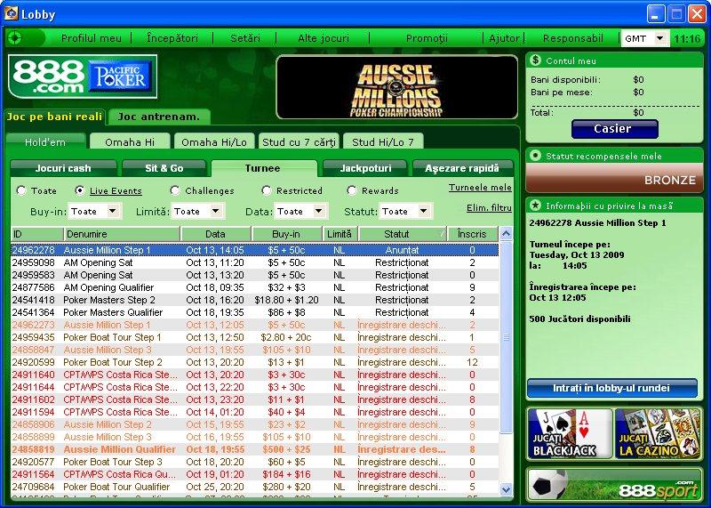 Pacific Poker888