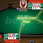 Seventh Street şi showdown
